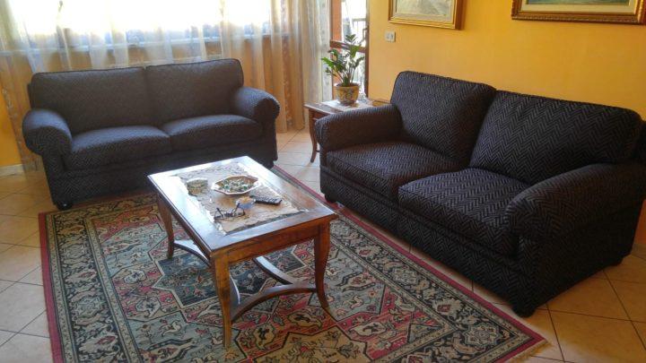 Non solo riparazione di divani e poltrone